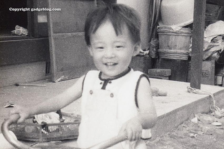 昭和の赤ちゃん