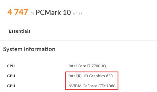 PCMark 10 b