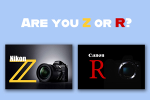 Z or R