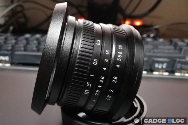 Hengyijia 25mm F1.8